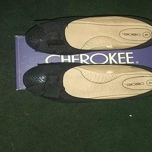 Cherokee Shoes - Church flats